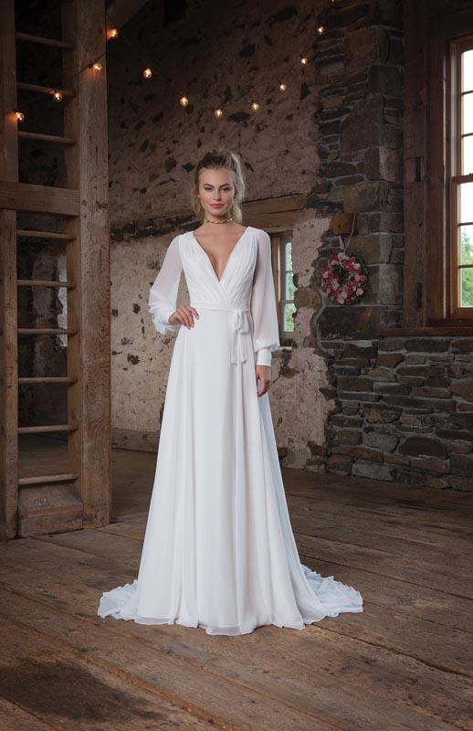 Suknia ślubna Sweetheart 1108