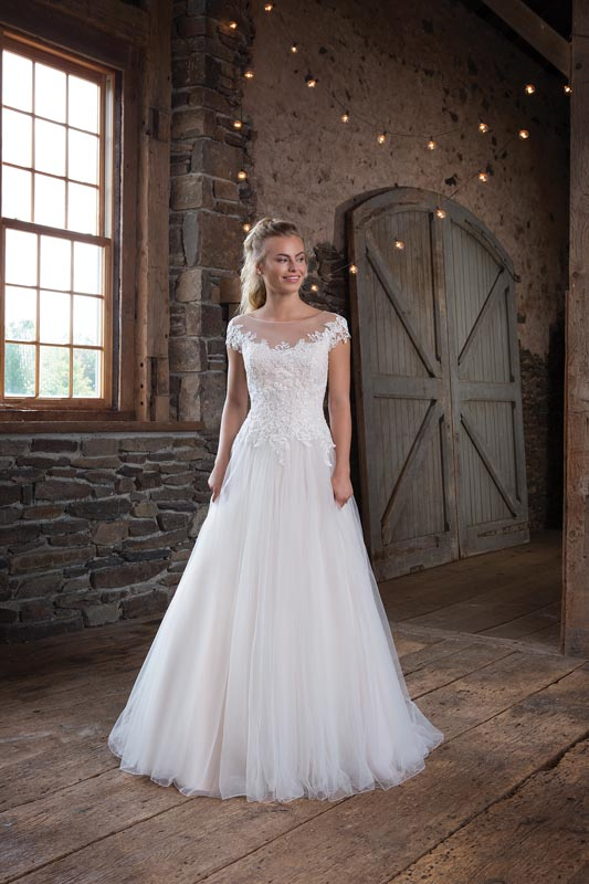 Suknia ślubna Sweetheart 1119
