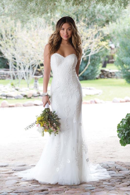 Suknia ślubna Sweetheart 1129