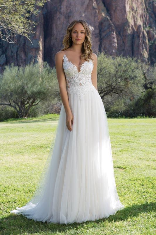Suknia ślubna Sweetheart 1142