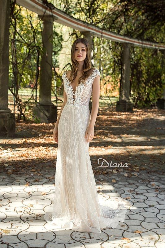 159b66b060 Diana - ❤️Profesjonalne salony ślubne ze Studiem Stylizacji