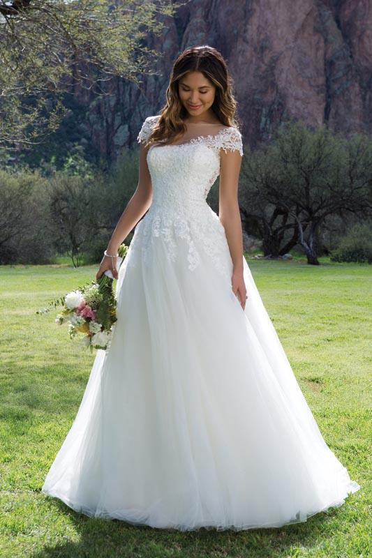 Suknia ślubna Sweetheart 1134