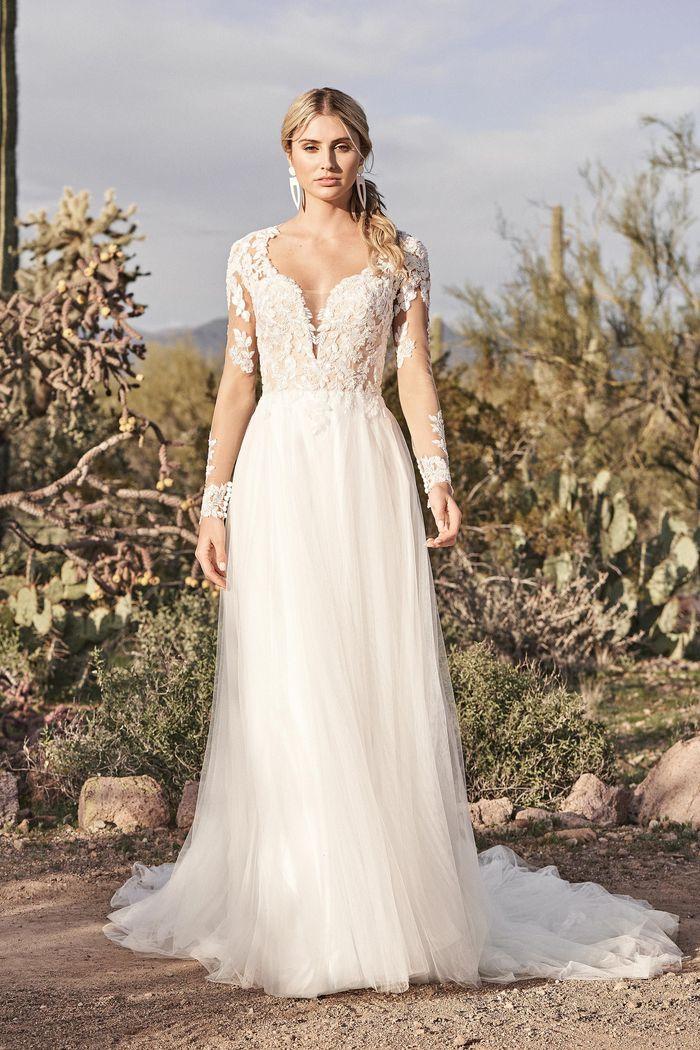 Suknia ślubna Lillian West 66157