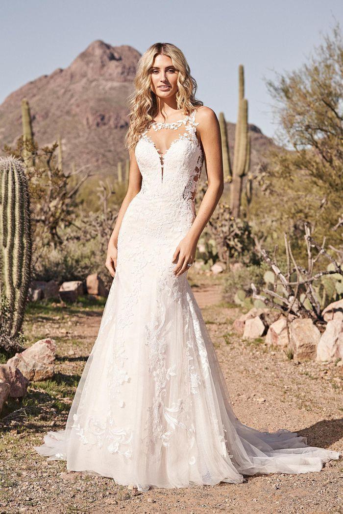 Suknia ślubna Lillian West 66167