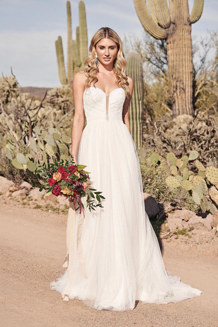 Suknia ślubna Lillian West 66168